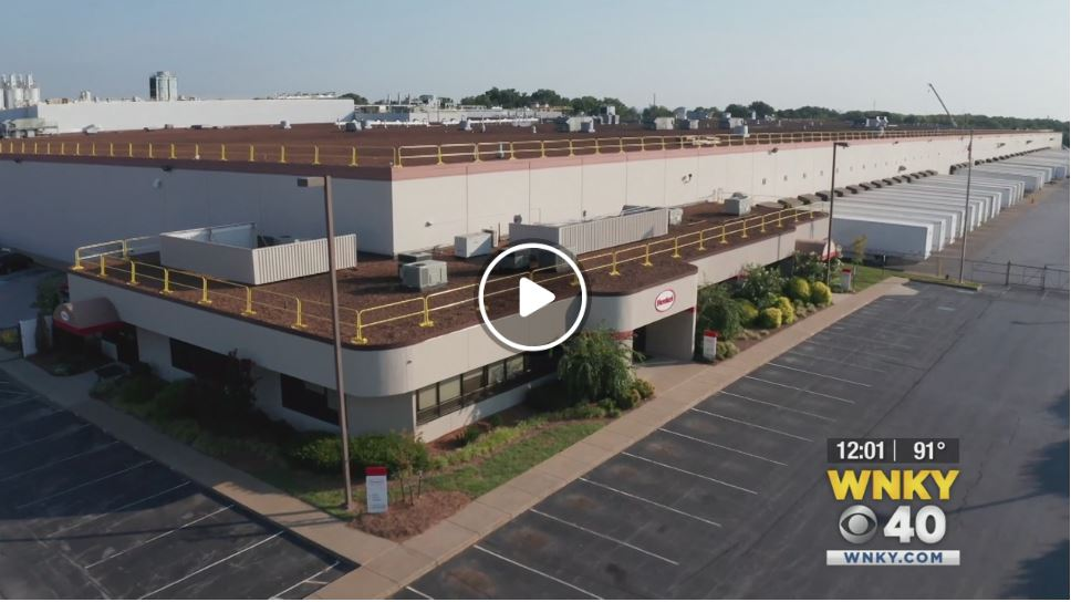 Henkel Bowling Green, KY, laundry plant