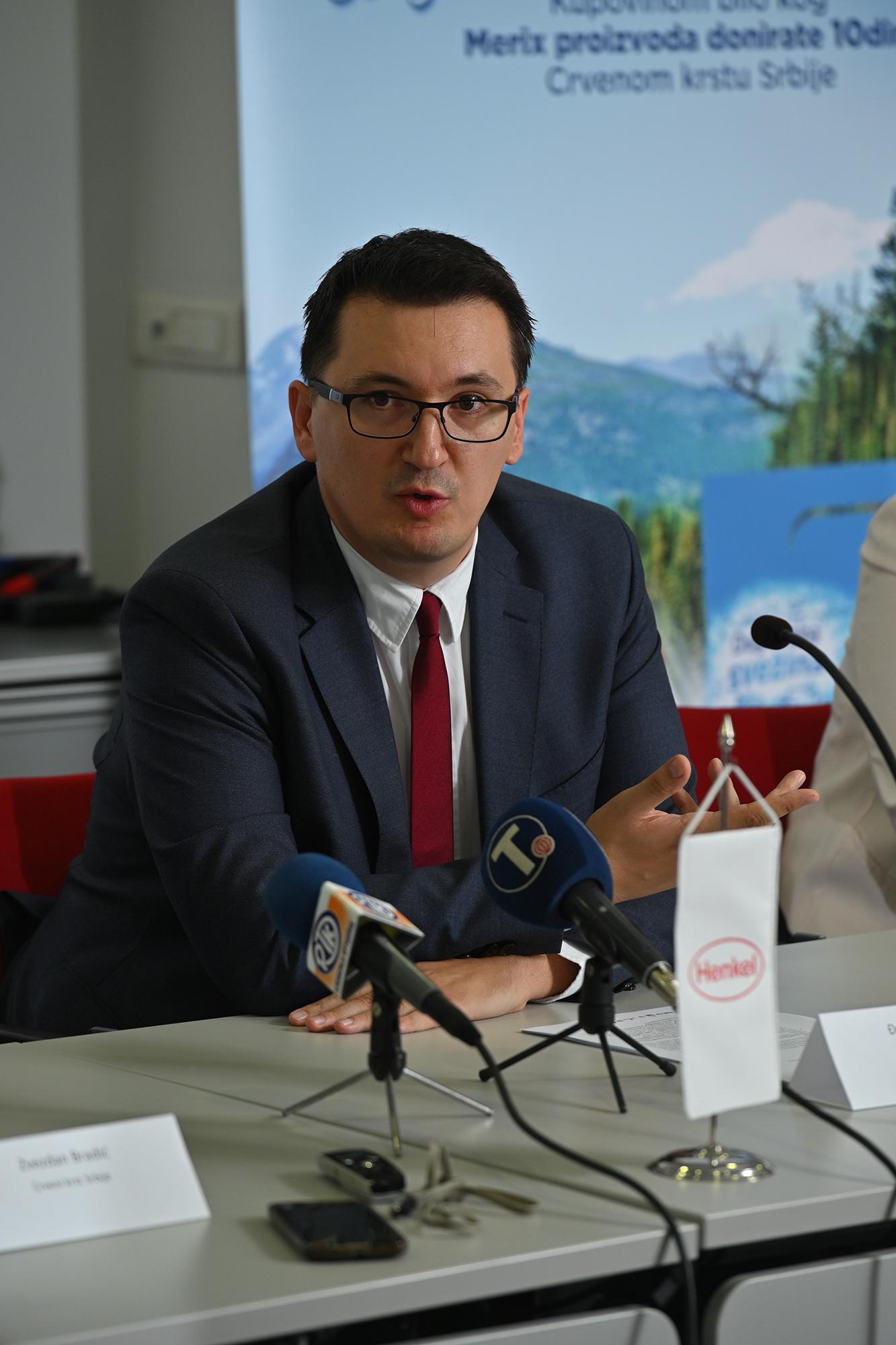 Đorđe Popović, generalni direktor sektora Deterdženti i kućna hemija