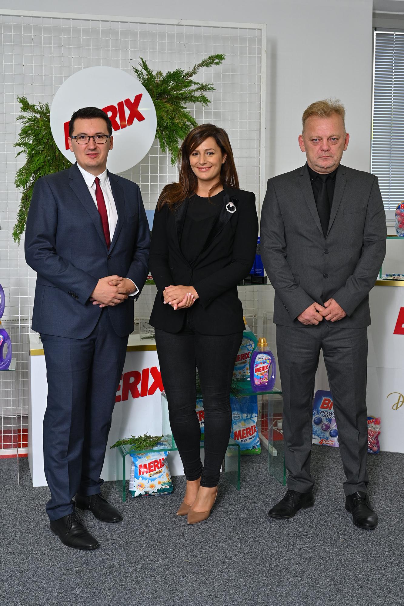 Đorđe Popović, Milica Popović i Zvezdan Bradić