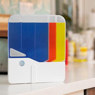 Somat Smart ist ein intelligentes Geschirrspülmittel-Dosierungsgerät.