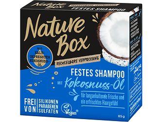 Nature Box Festes Shampoo Kokosnuss-Öl