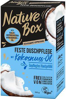 Nature Box Feste Duschpflege Kokosnuss-Öl