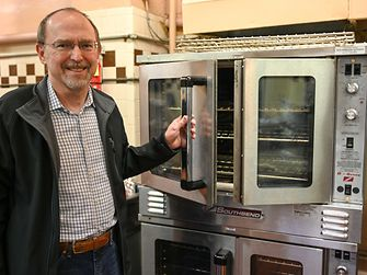 Helping to close the hunger gap in the Detroit area, his home city, has been a passion of Duff Michowski, Lead Project Engineer at Henkel