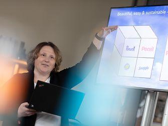 Kate Davidson, Director Retail Brands Marketing