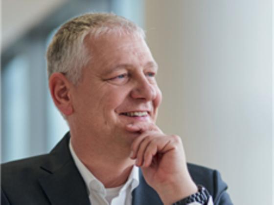Thomas Mueller-Kirschbaum, SVP, R&D and Sustainability, Henkel