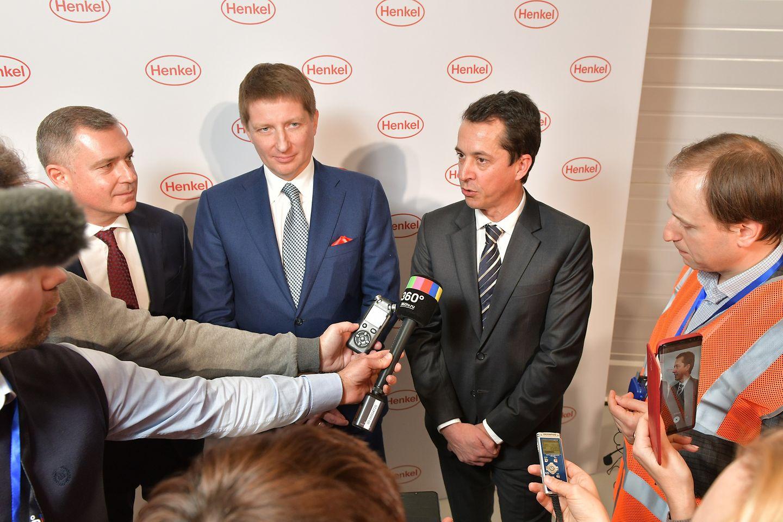 Sergey Bykovskih, Vadim Khromov and Antoine Collette