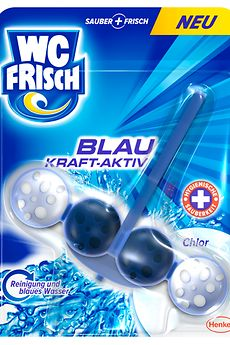 """WC Frisch Blau Kraft-Aktiv """"Chlor"""""""