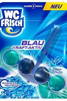 """WC Frisch Blau Kraft-Aktiv """"Ozean-Frische"""""""