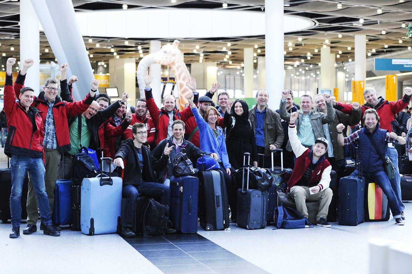 20 Henkel-Mitarbeiter packen in internationalem Hilfsprojekt mit an