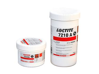 The epoxy resin adhesive Loctite PC 7210