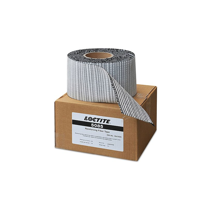 Glass-carbon fibre tape Loctite 5085