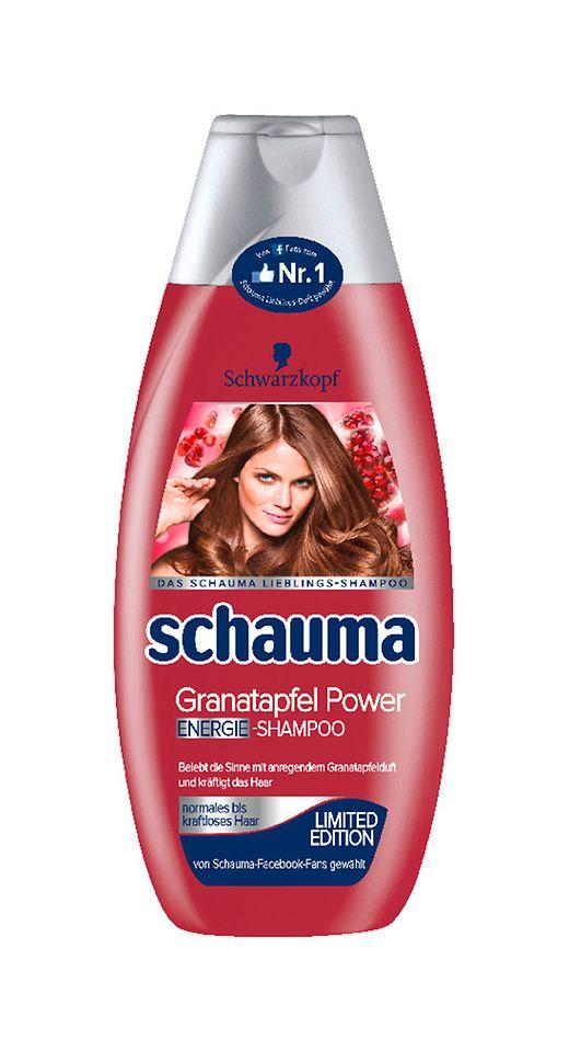 Schauma Granatapfel Power Shampoo