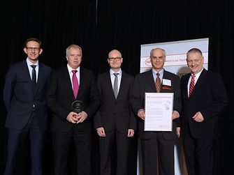 Michael Dreja, Stefan Silber, Arndt Scheidgen, David Del Guercio, Thomas Müller-Kirschbaum