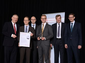 Thomas Müller-Kirschbaum, Andrew Fordyce, Arndt Scheidgen, Robert Vergo, Per Falholt, Michael Dreja