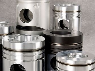 Henkel offers a select range of electroceramic coatings suitable e.g. for the coating of IC engine pistons
