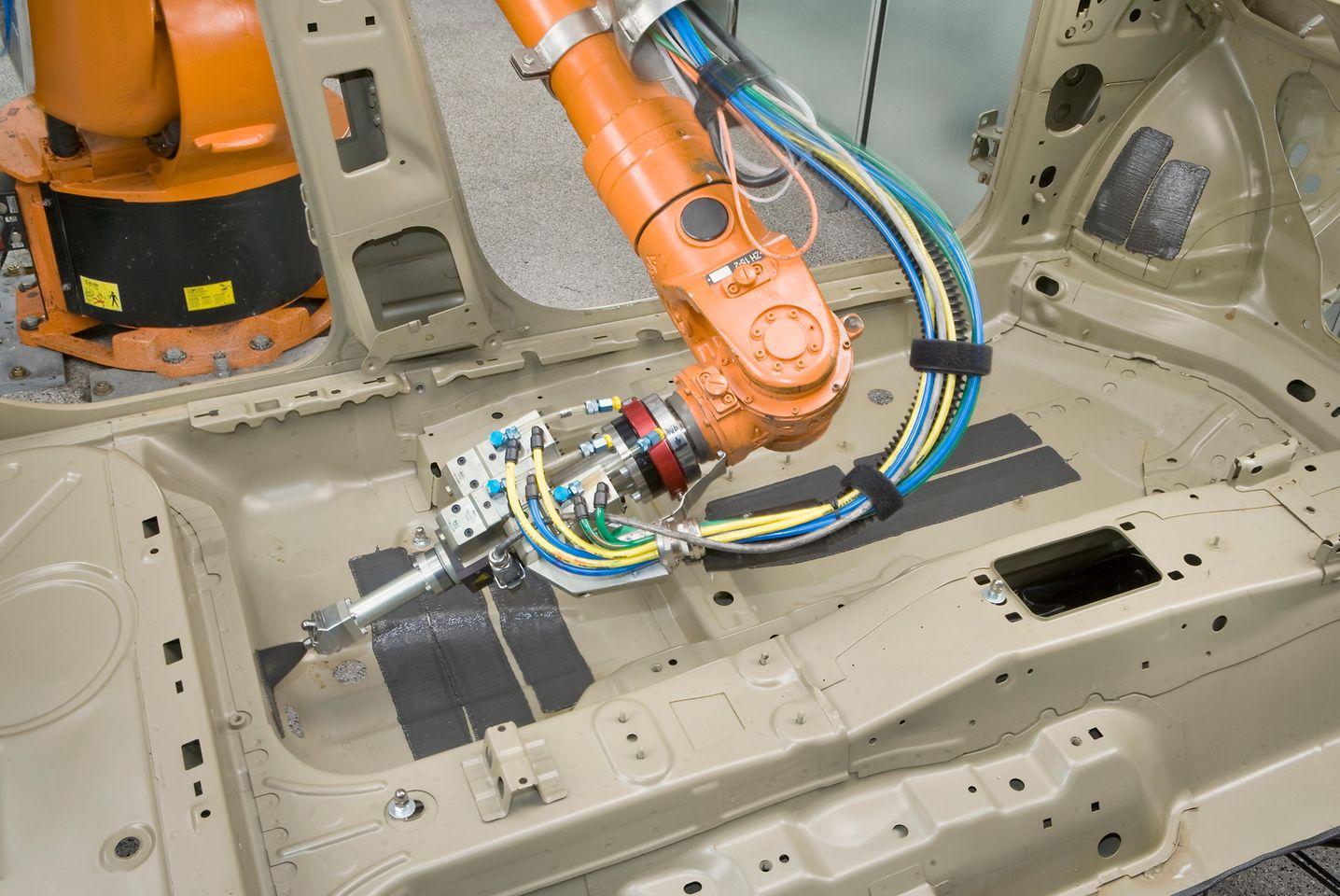 Teroson RB 8275, a liquid applied sound deadener (LASD)