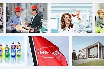 Compilation of Henkel pictures