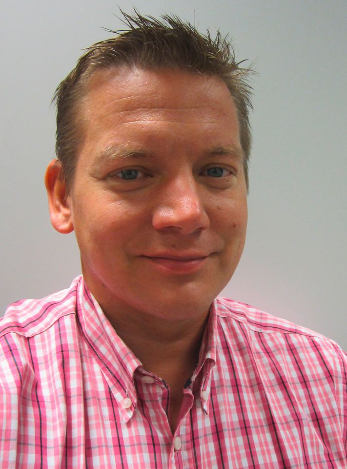 Björn Koch, Sachverständiger für Gebäudeschadstoffe beim TÜV Rheinland