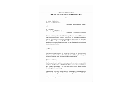 Clynol GmbH, Hamburg Amendment agreement.pdfPreviewImage (1)