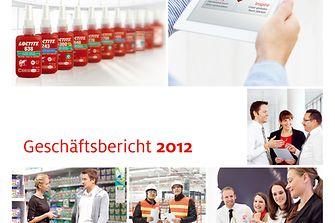 Titelbild: Geschäftsbericht 2012