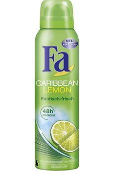 Fa Deospray Caribbean Lemon