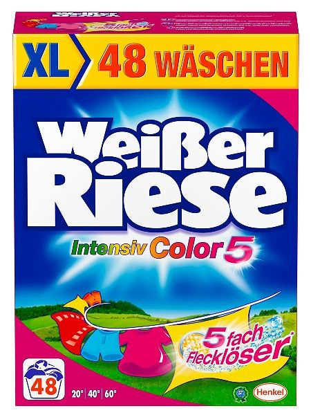 Weißer Riese Intensiv Color 5