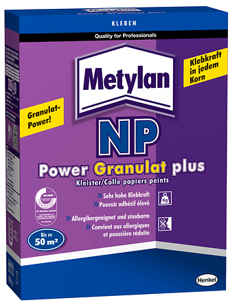 Metylan NP Power Granulat Plus
