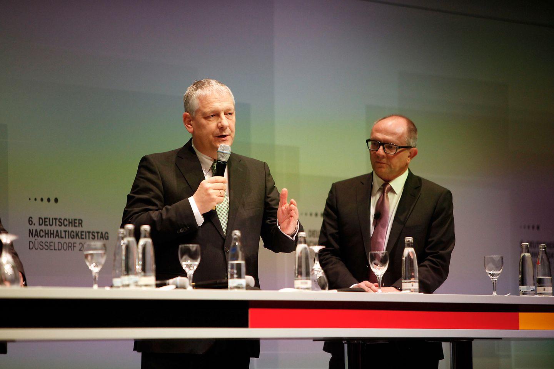Prof. Dr. Thomas Müller-Kirschbaum, Corporate Senior Vice President im Henkel-Unternehmensbereich Laundry & Home Care