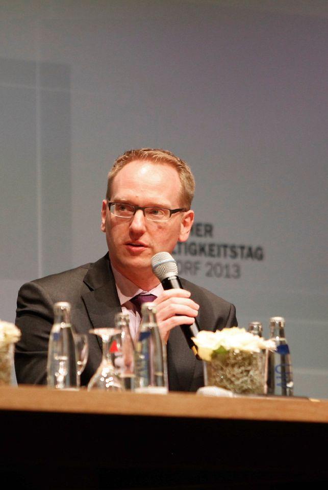 Uwe Bergmann, Director Sustainability Management bei Henkel
