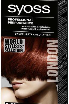 Syoss World Stylists´ Selection 5-22 London Red