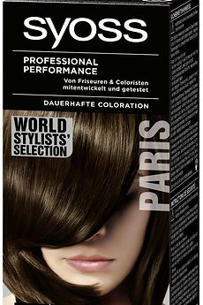 Syoss World Stylists´ Selection 4-98 Paris Brown
