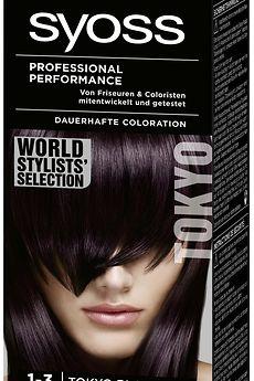 Syoss World Stylists´ Selection 1-3 Tokyo Black