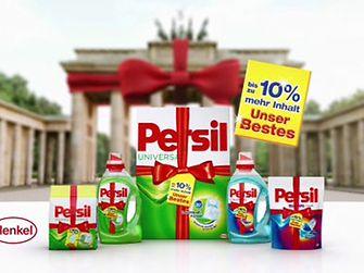 """Mit Persil """"Unser Bestes"""" sind seit Oktober ausgewählte Persil-Produkte mit bis zu 10 Prozent mehr Inhalt im Handel erhältlich"""