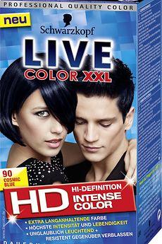 Live Color XXL HD 90 Cosmic Blue