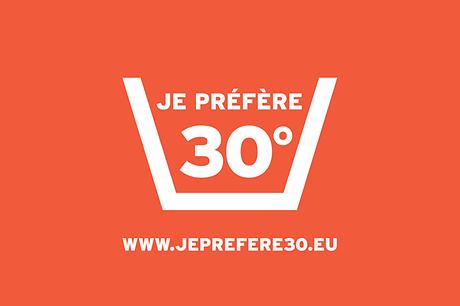 """""""I prefer 30°"""" is an initiative of the detergents industry"""