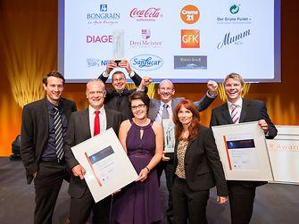 Henkel und Rossmann gewinnen ECR Award 2013