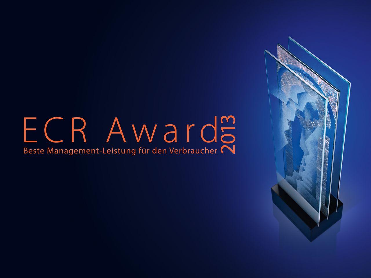 ECR Award 2013