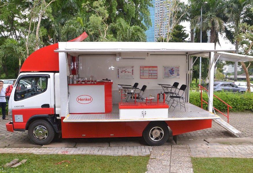 The Loctite Mobile Concept Car
