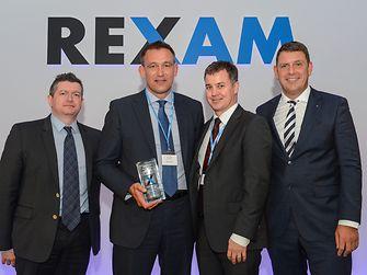 Beverage can producer Rexam announces vendor awards