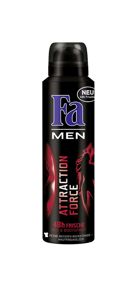 Fa Men Attraction Force Deospray