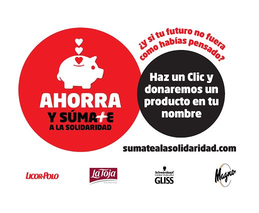 "Henkel supports the Red Cross in Spain with its ""Solidarity Savings"" promotion."