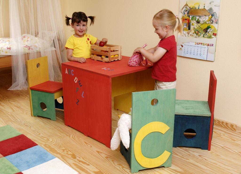 Ponal Fix & Fest Kindermöbel