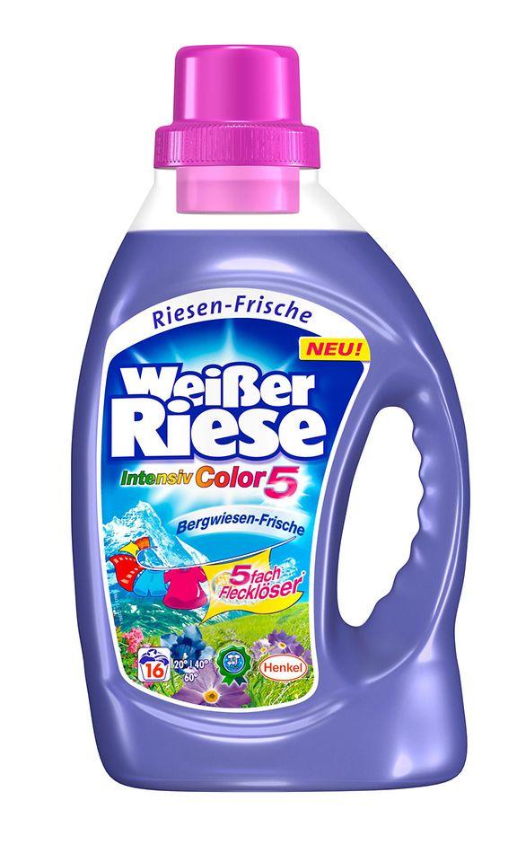 Weißer Riese Color Bergwiesen-Frische Gel