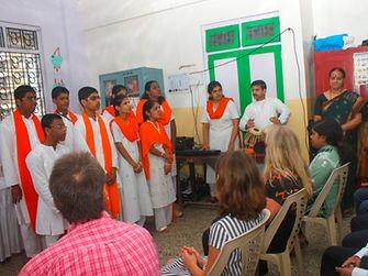 Henkel India supported the 'Punarvas School' located in Mumbai.