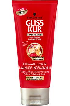 Gliss Kur Ultimate Color 1-Minute Intensivkur