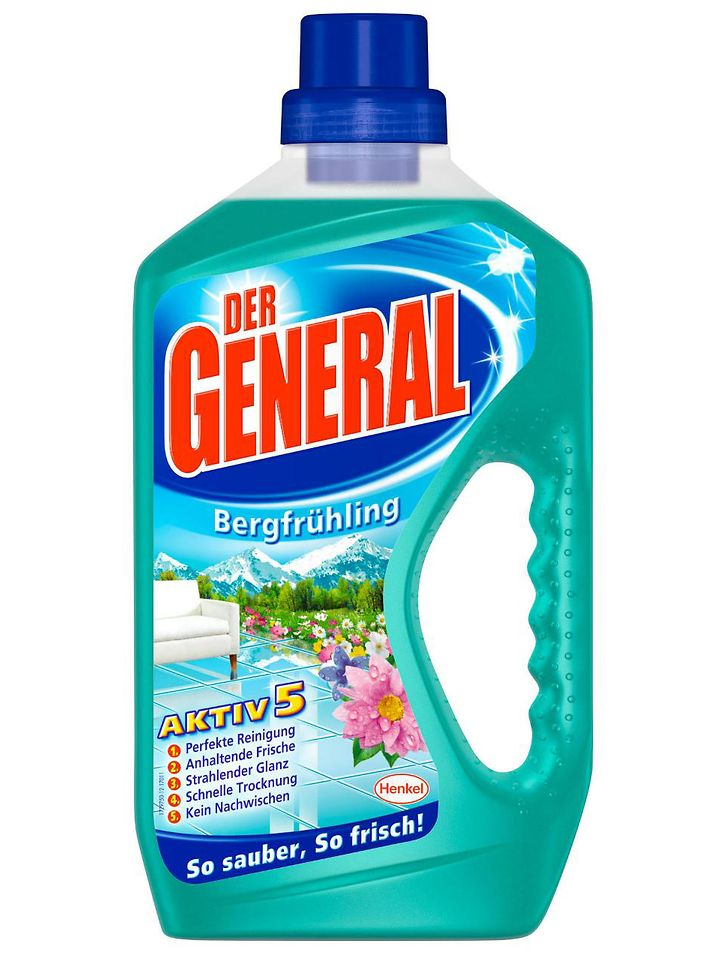 Der General Aktiv 5