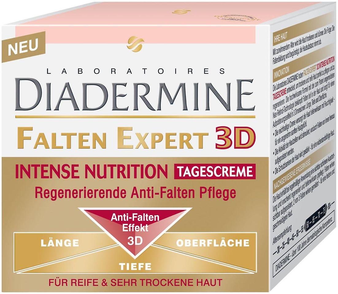 Diadermine Falten Expert 3D Intense Nutrition Tagescreme