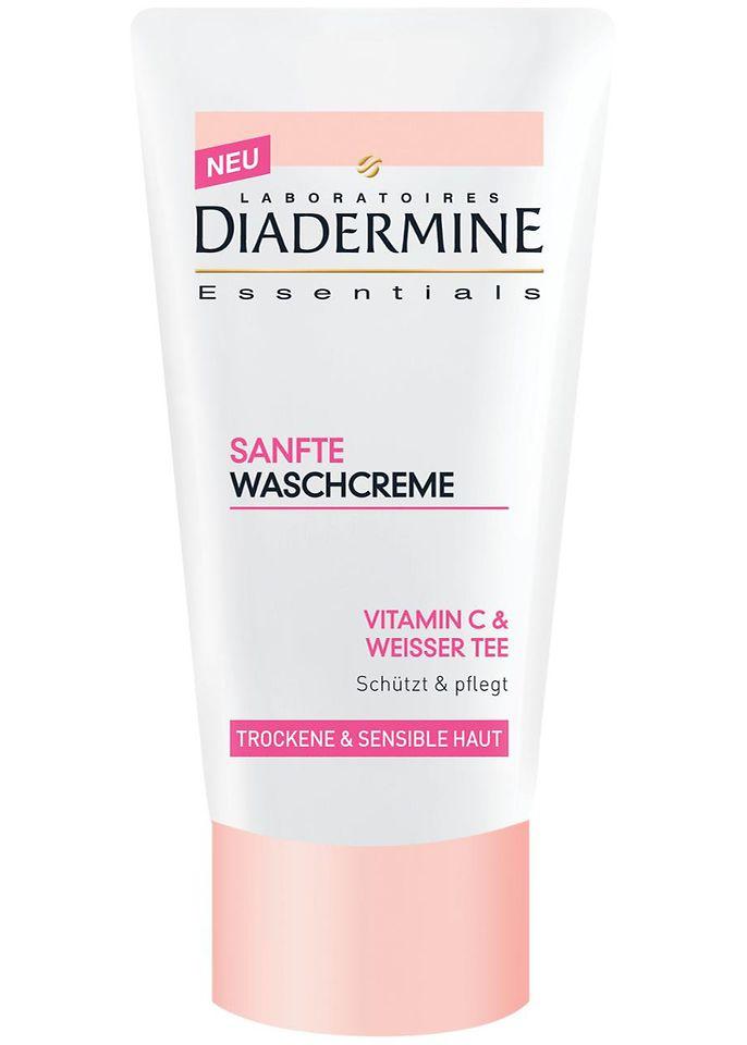 Diadermine Essentials Sanfte Waschcreme