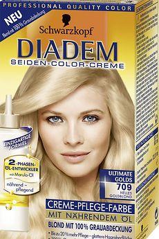 Diadem Ultimate Golds 709 Helles Goldblond