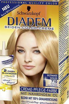 Diadem Ultimate Golds 710 Warmes Goldblond